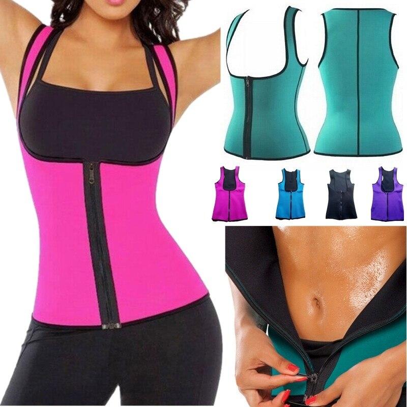 US Colombian Body Shaper Waist Trainer Cincher Slimming Shapewear  Workout Belt