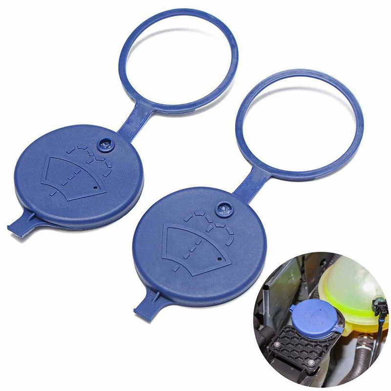 1Pcs Plastic Car Windshield Wiper Washer Fluid Reservoir Tank Bottle Cap Cover For Citroen C2 Xsara Picasso Elysee/Peugeot