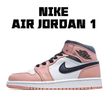 Basketball-Shoes Jordan 1-Mid Nike Air Women's Outdoor Breathable Size-36-40