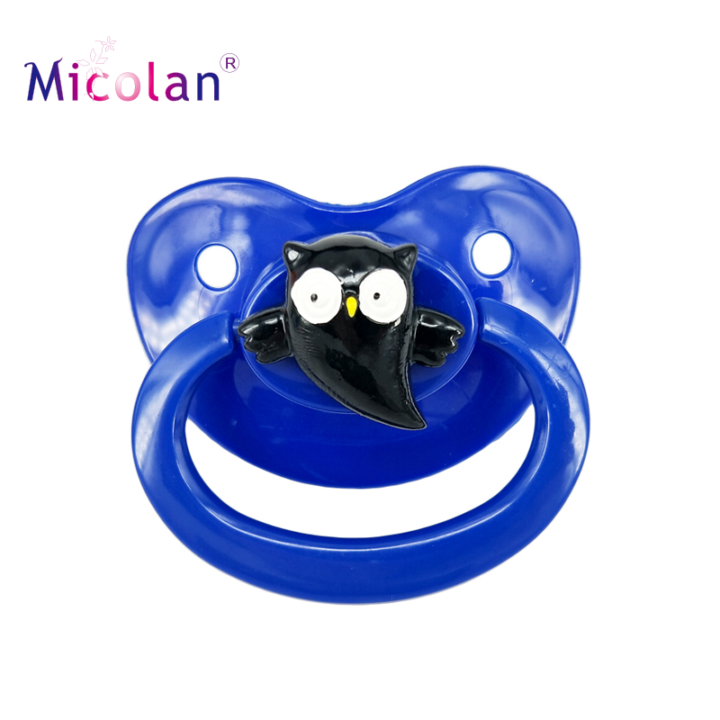 DDLG&ABDL Halloween 2018 New Design of Adult Sized Pacifier Dummy for Adult Baby