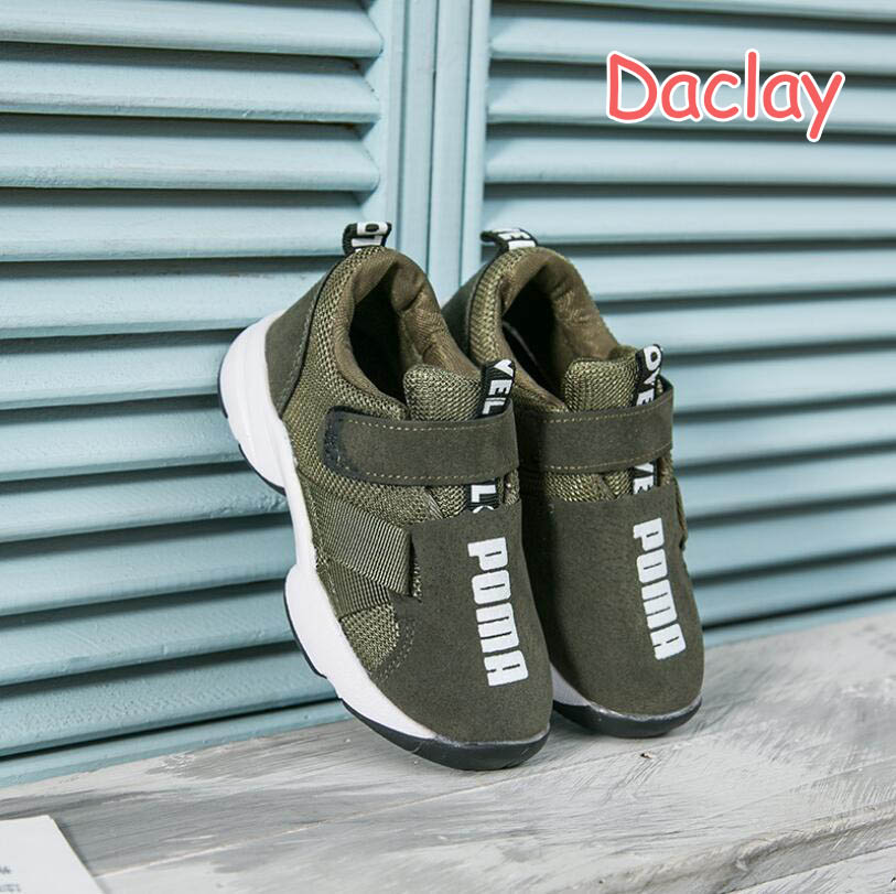 Mesh Sneakers Shoes Boys Soft-Soled Girls Sports Breathable Running Casual