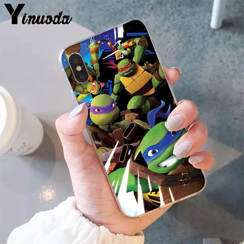 Cute cartoon ninja turtle Super hero