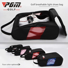Shoe-Pouch Sport-Shoes Pgm Golf Light Travel-Pack Big-Bag Practical Waterproof 1pc Female