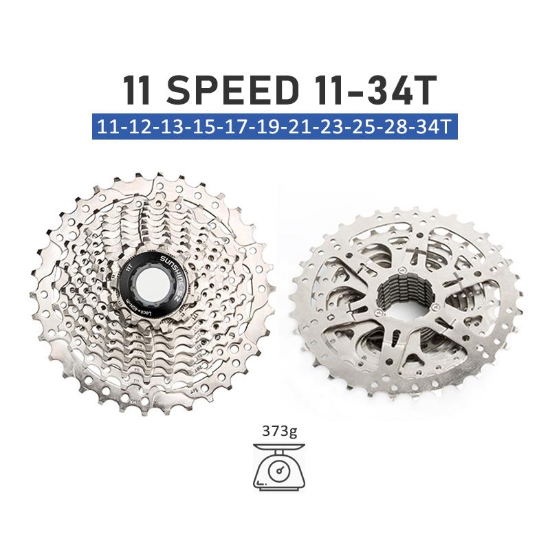 Details about  /9//8 Speed Steel MTB Rennrad Kassette Freilauf 11-25T 11-32T