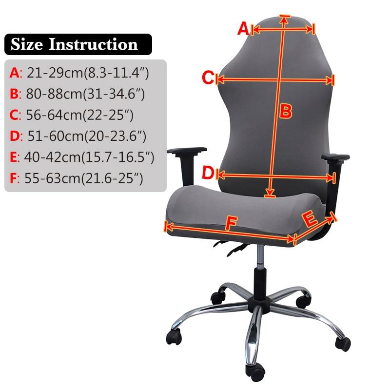 Details about  /1 PC Elasticizzato Reclinabile Fodera Forma Per Mobili Sedia Lazy Ragazzo Cover,