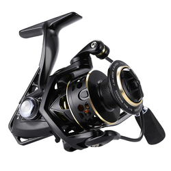 Seaknight Archer 5.2:1 4.9:1 катушка для спининга Max Drag 13Kg 8+1BB катушка рыболовная для карпа 2000 - 6000 Алюминиевая шпуля рыболовные катушки с EVA Grip рыбалка рыб...