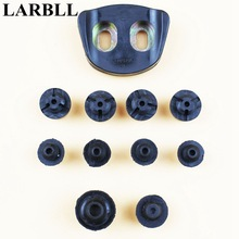 Buffer-Pad Rubber Shock Bump Stop Pajero Mitsubishi Car-Door Montero LARBLL for V31/V32/V33/..