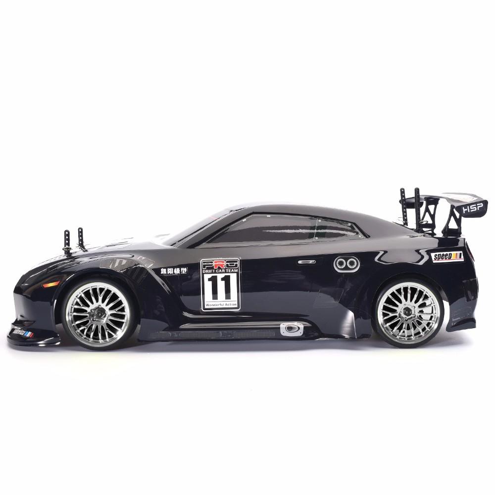 hsp fast rc car