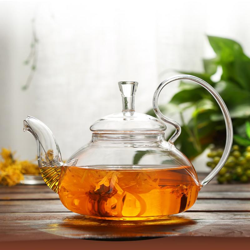 Acheter Service à thé en verre pas cher | OkO-OkO