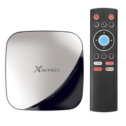 X88 PRO tv Box Android 9,0 4 Гб ram 128 Гб 64 ГБ 32 ГБ Google Voice Assistant RK3318 четырехъядерный Wifi 4K X88PRO 2 Гб 16 Гб телеприставка