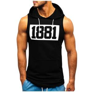 SHooded Vest Tank-Top...