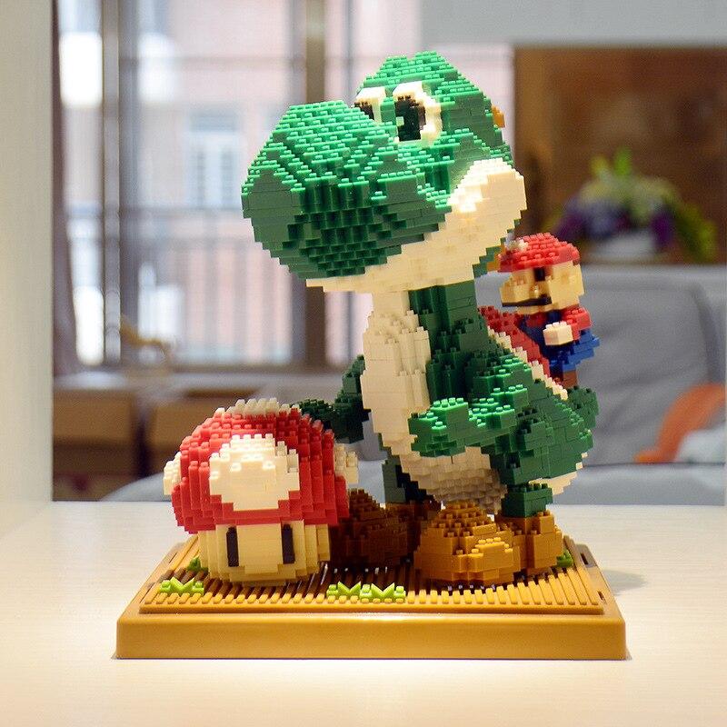 Yoshi de LEGO - Mario World