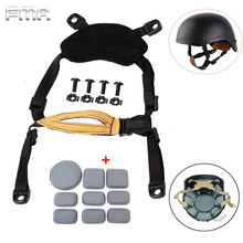 Protection-Cushion-Pads Helmet-Accessory General-Suspension-System FMA Universal