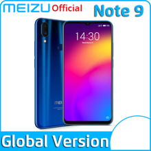 Meizu Note 9 4GB 64GB GSM/CDMA/LTE/WCDMA Mcharge Octa Core Face Recognition/fingerprint Recognition