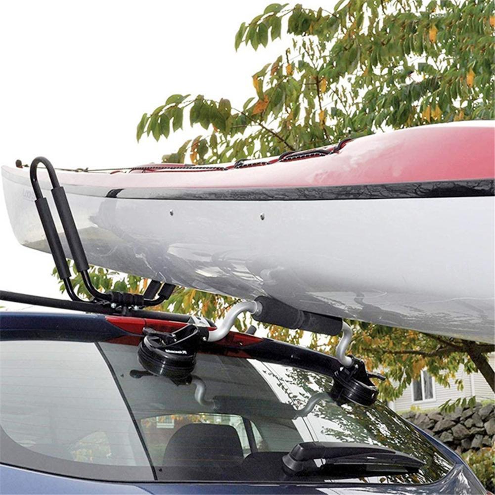 Lixada Kayak Roller Boats Load Assist Cano/ës dAspiration 74 20 12 Cm Assistance de Chargement de Rouleau pour Voiture Top