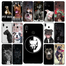 Чехол для телефона Maiyaca Pit Bull Lovely Pet Dog Pitbull для Xiaomi Redmi4X 6A 9 Go Redmi 5 5Plus Note4 Note5 7 Note6Pro 8T(Китай)