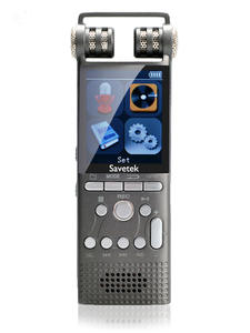 Voice-Recorder Support Audio Non-Stop Digital Professional 1536kbps 16GB PCM 32G 100hr