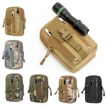 Purse Backpack Pouch Wallet Phone-Case Military-Bag Waist-Belt Camping-Bags Molle Travel