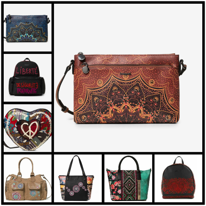 2020 new Spain bag fashion ladies bags and wallets bag title=