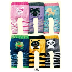 2020 Autumn Baby pants Long Trousers baby girls leggings newborn clothes boy harem pant baby clothing girl Tights