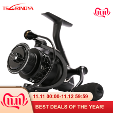 TSURINOYA Fishing-Reels Spinning Lightweight Saltwater 4000 3000 2000 5000 NA 9BB