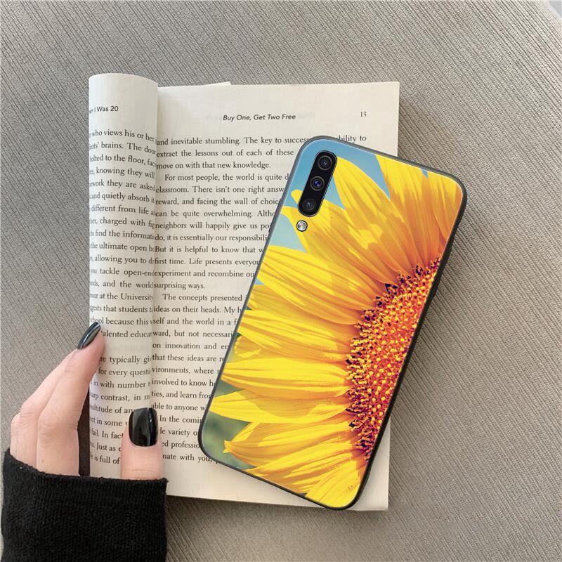 Beautiful yellow flower sunflower