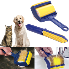 Roller-Brush-Tool Pet-Hair-Remover Convenient Clean Dust New Is Cat Dog The Base-Furn