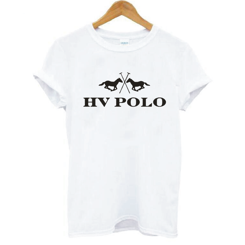 Quick Drying and Breathable Summer Collection 2018 HV POLO Womens T-Shirt/ /Cover