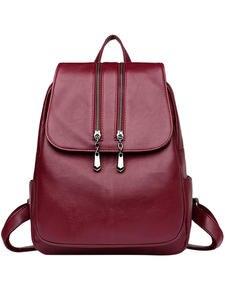 Female Backpack Computer-Bag Multifunctional-Bag High-Quality Women
