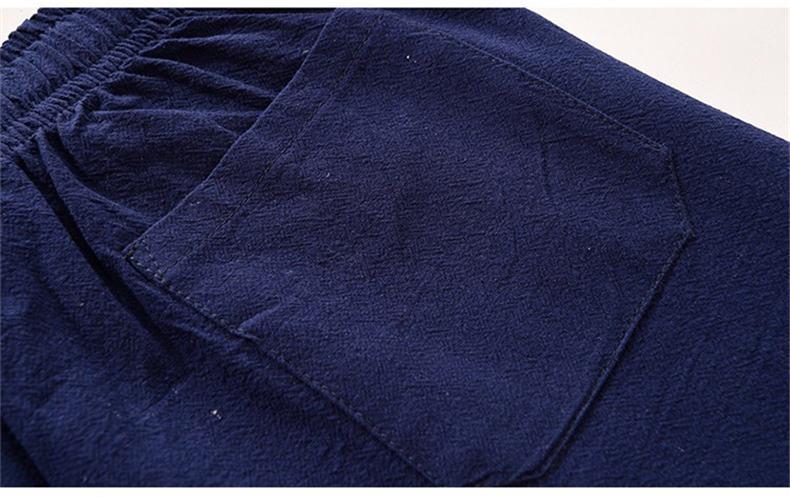 7Colors Summer Shorts Men Casual Running Shorts High Quality Brand Cotton Male Short Pants Plus Size 4XL 5XL 2019 Drop Shipping 05