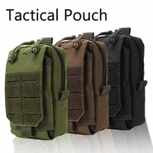 Purse Wallet Pouch Waist-Pack-Bag Phone-Pocket Medical-Kit Military-Belt Tactical-Molle