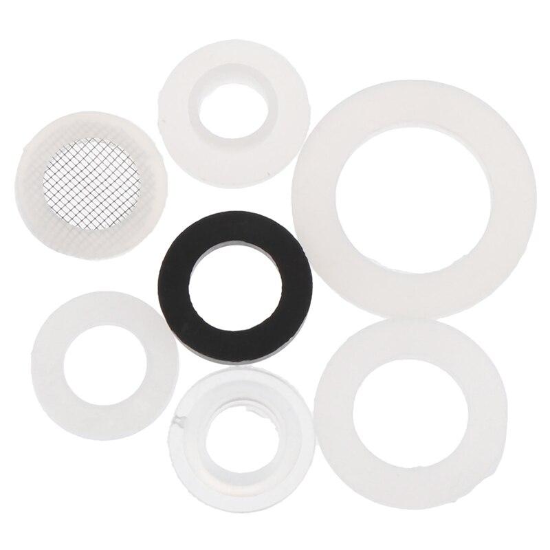 "LOT2 1-1//4/"" Weld on slip Flange Silicone Sealing Flat Ring Gasket Washer"