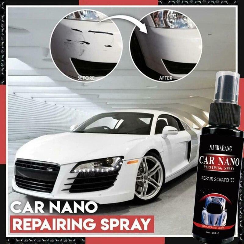 Réparation De Rayures Nano Spray Anti-Rayures De Voiture 100ML