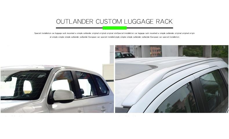10pcs Auto Part Body Sticker Trim Strip Decoration For Mitsubishi Outlander 2016