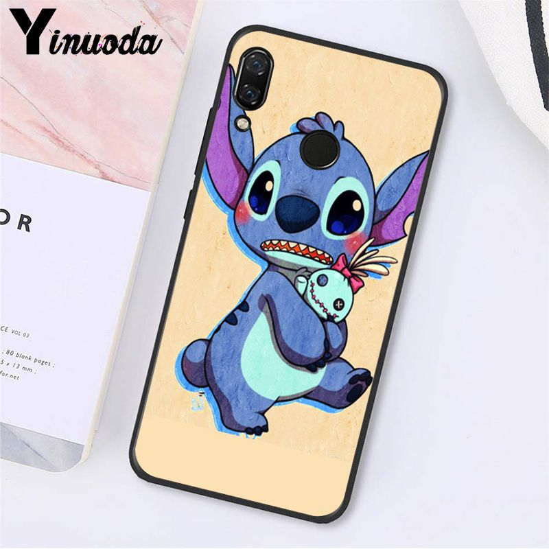 fairy tale stained Lilo Stitch