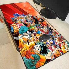 Gamer Mat Mouse-Pad Play-Mats Computer-Desk-Padmouse Anime Gaming XGZ Large Hero Academia