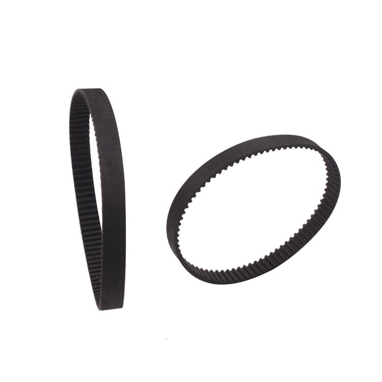GT2 3D Printer Timing Belt Annular Loop Gear Rubber 6mm Width 2mm Pitch 900-2GT