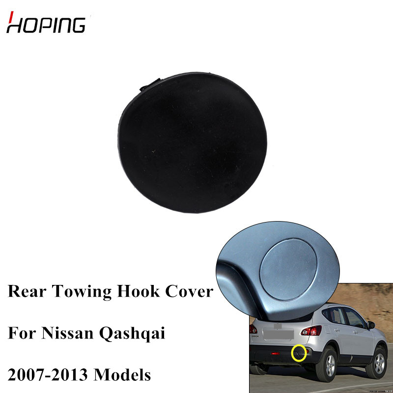 New OEM rear bumper towing tow hook eye cover cap Right for MAZDA 3 2014-2016