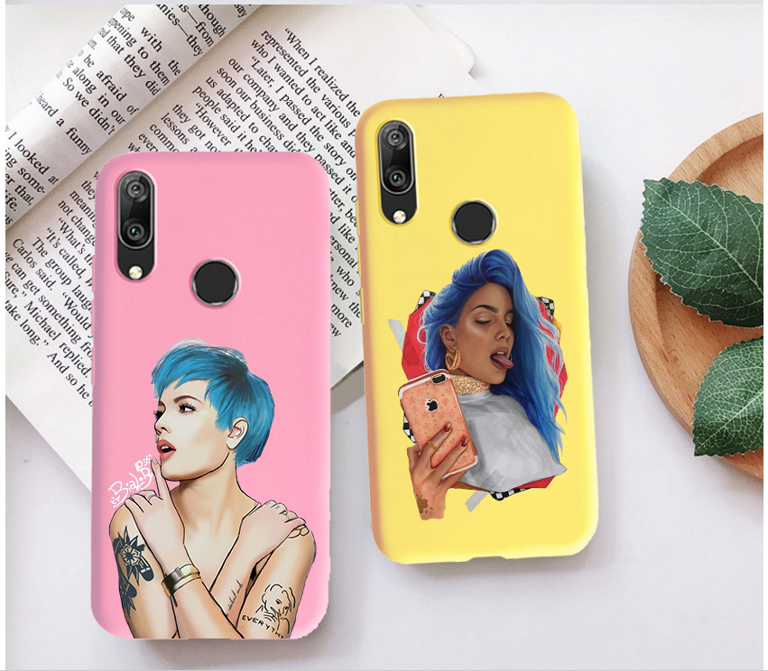 Hopeless Fountain Kingdom Candy Color Case for Huawei P10 P20 P30 MATE 10 20 Halsey -Without Me Smart Soft Silicone Case