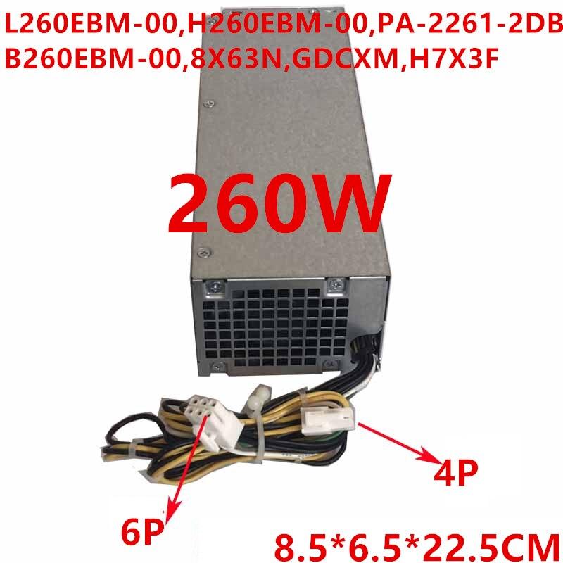yan Ac Adapter for Dell Optiplex 3020 3040 7040 9020 Micro Desktop Power Cord