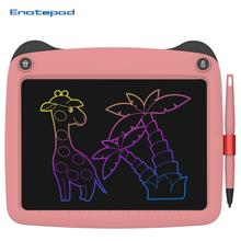 Enotepad 9inch LCD Writing Pad Eyesight Protacting Electronic Graphics Tablet As a a