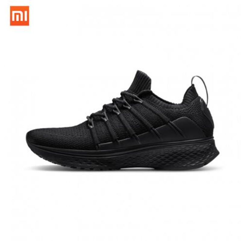 Xiaomi Mijia Sneaker Running-Shoes Fishbone Knitting Lock-System Uni-Moulding All-Size title=