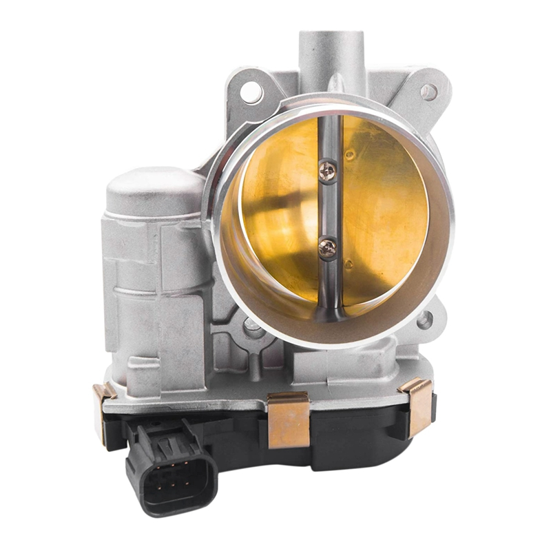 FEIPARTS New Electric Throttle Body Compatible with 12580760 Replacement for Buick Rainier 2006-2007 //for Cadillac Escalade 2007-2008 //for Chevrolet Silverado 3500 2008