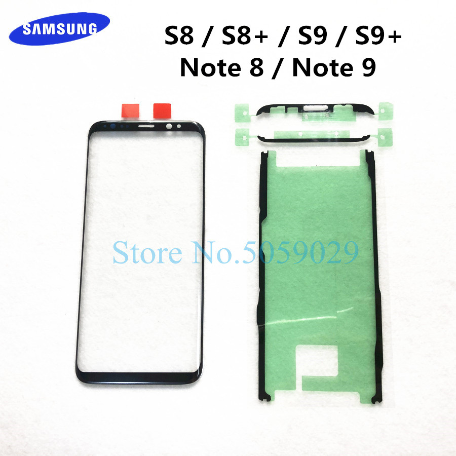 Samsung Glass-Lens Touch-Panel Note Lcd-Display Front S8 S10e Plus for Galaxy S9  title=