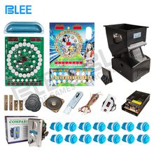 Pcb-Board Slot-Game-Machine-Parts Coin-Hopper Cabinet Diy-Kits Power-Supply Push-Button