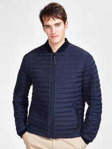 TIGER FORCE 2020 новая весенняя Мужская короткая куртка высокого качества Модная парка верхняя одежда деловая Повседневная легкая TJBW-50602