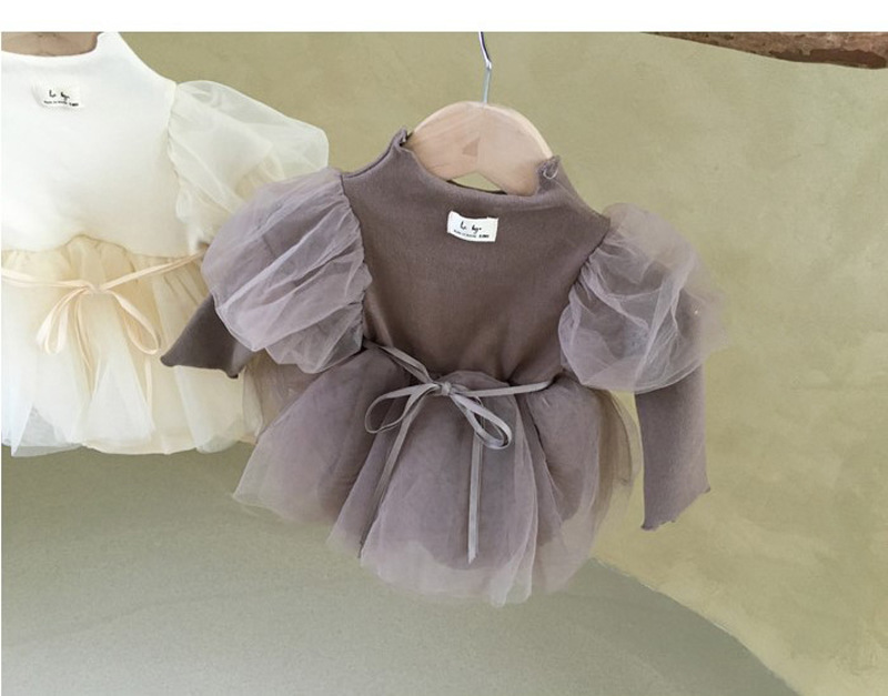 Baby Princess Party Wedding Dress 4