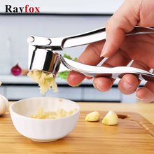 Mincer-Tools Press-Crusher Masher Ginger-Squeezer Garlic Vegetables Kitchen Cooking Stainless-Steel