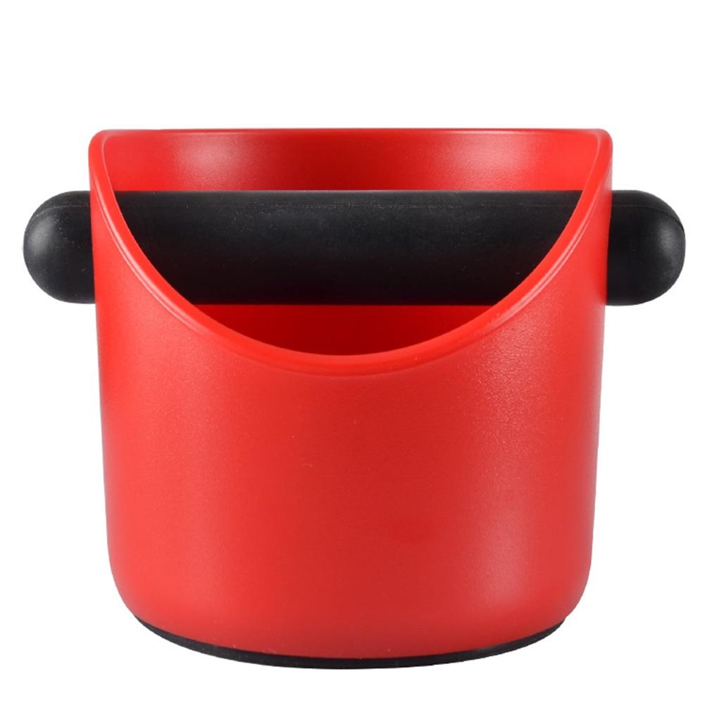 Home Easy Clean Waste Bin Kitchen Accessories Storage Non Slip Coffee Knock Box