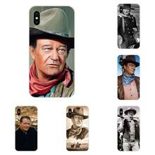 John Wayne Ride Him ковбой Редкая коллекционная для Galaxy Grand A3 A5 A7 A8 A9 A9S On5 On7 Plus Pro Star 2015 2016 2017 2018(Китай)